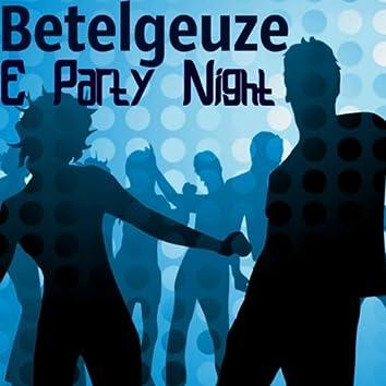 E Party Night