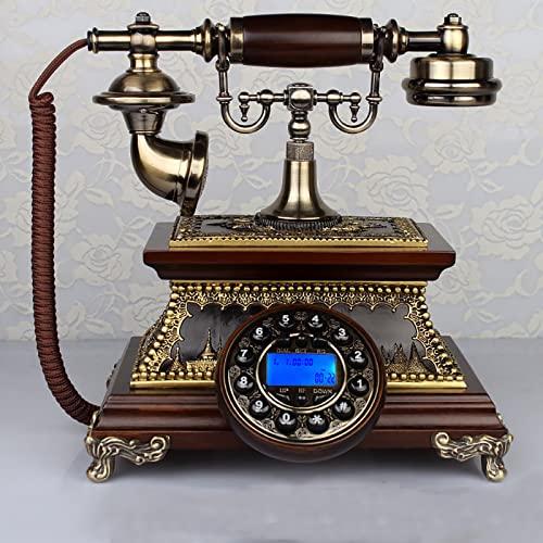 Retro Telefon im Sechziger Jahre Vintage...