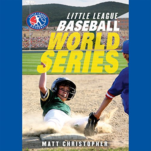 Baseball World Series cover art
