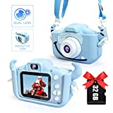 Best Kids Camcorders - Kids Camera for Boys and Girls, Digital Dual Review