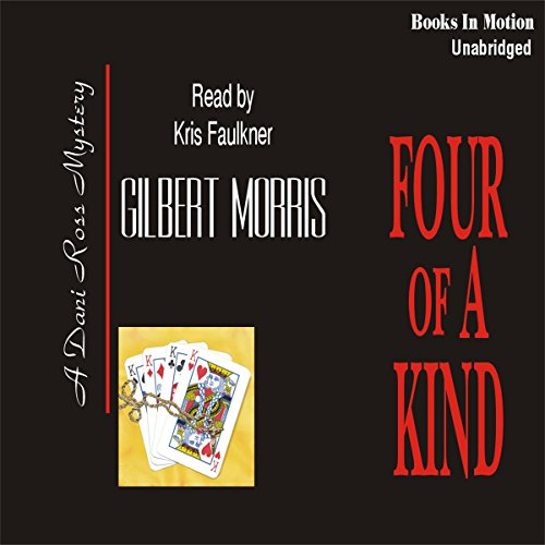 Four of a Kind audiobook cover art