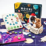 Mochi Robot: Lego-Compatible, Screenless Coding for Ages 3-9