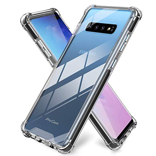 Top galaxy s10 case clear shockproof for 2021