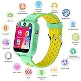S6 Niños Smartwatch - Reloj de Pulsera Inteligente con ubicación...