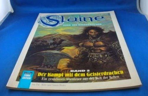 Slaine, Bd. 2: Der Kampf mit dem Geisterdrachen
