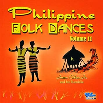PHILIPPINE FOLK DANCES VOL. 11