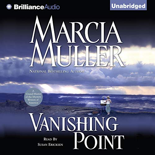 Vanishing Point Audiobook By Marcia Muller cover art