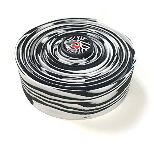 Cinelli Lenkerband Zebra Griff, Herren, Blk/Wht