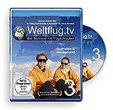 Blu-ray Weltflug.tv 3 - Australien & Neuseeland: Im Tiefflug durch Australien & Neuseeland. Ein wahres Abenteuer. -