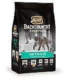 Merrick Backcountry Grain Free Raw Infused Game Bird Recipe Dry Cat Food, 6 Lb.