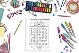 Zoom IMG-2 labirinti per bambini libro di