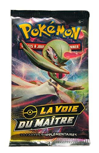 Booster Pokemon séries différentes en Version française au Choix (La Voie du Maître)