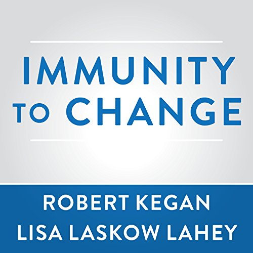 Couverture de Immunity to Change