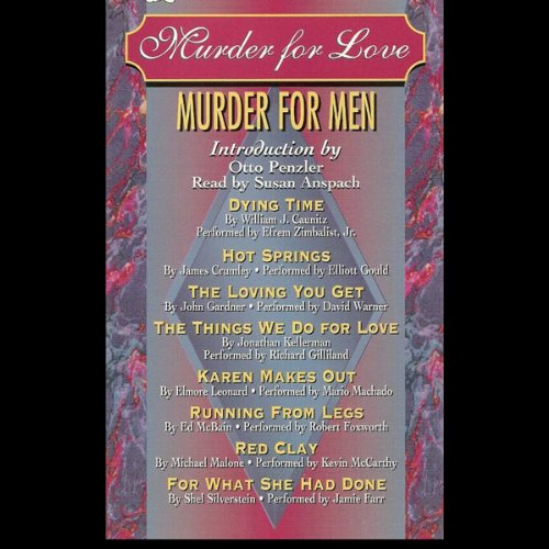 Murder for Love: Murder for Men cover art
