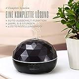 IMG-2 diffusore di aromi nero 300ml