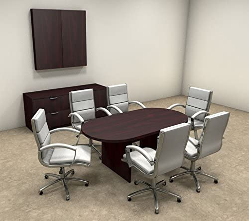 Modern Racetrack 6' Regular store Feet OT-SUL-C3 Table Max 63% OFF Conference