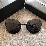 Xiaobei Gafas de Sol para Mujer Gafas de Sol universales Gafas de Sol Retro...