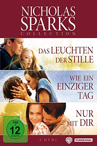 Nicholas Sparks Collection [3 DVDs]