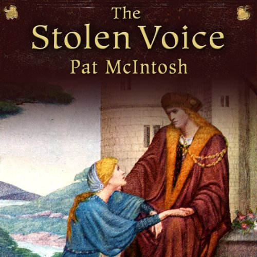 The Stolen Voice audiobook cover art
