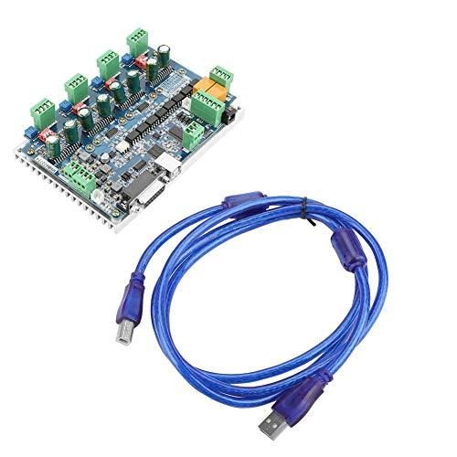 CNC 4 Achsen Mach3 USB CNC Controller Schrittmotortreiber Controller Interface Board