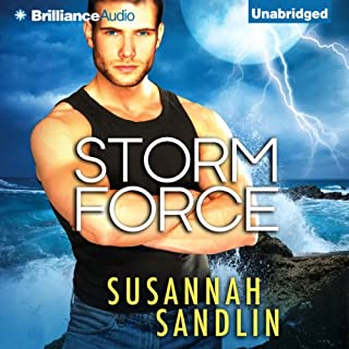 Storm Force audiobook cover art