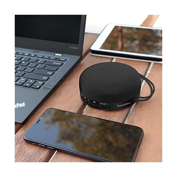 Soundnova Portable Bluetooth Speaker N1 6