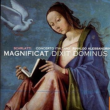 Scarlatti, A: Magnificat Dixit Dominus