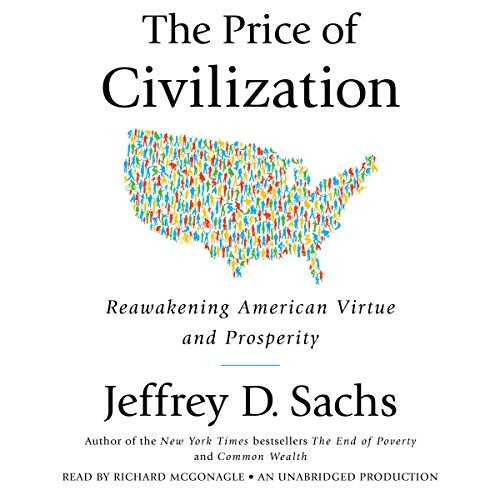 The Price of Civilization cover art