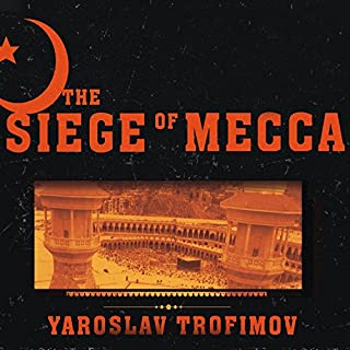 The Siege of Mecca audiobook cover art