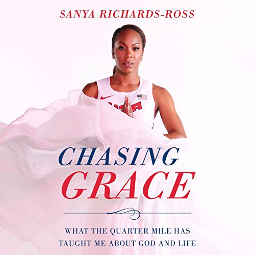 Chasing Grace audiobook cover art