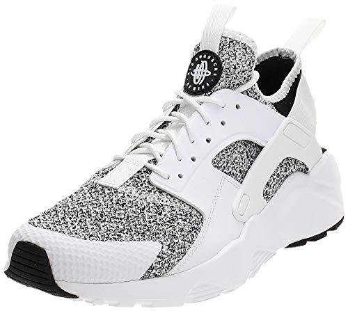 Nike Men's Air Huarache Run Ultra SE Shoe, Zapatillas de Gimnasia Hombre, Negro (Black/White-White 009), 49.5 EU