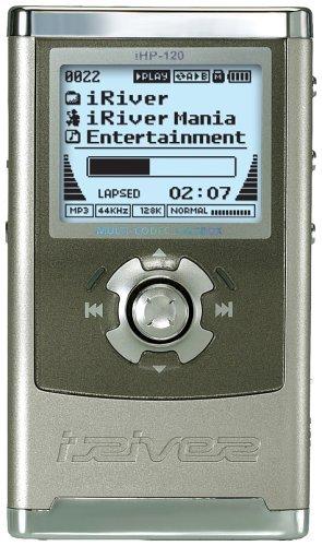 iRiver H120 tragbarer MP3-Player 20 GB