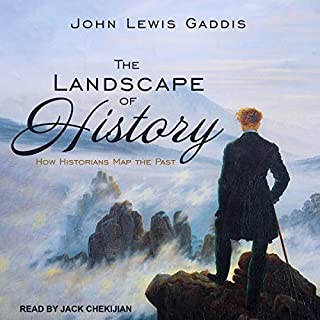 The Landscape of History cover art