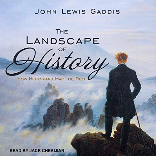 The Landscape of History audiobook cover art