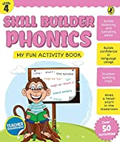 Skill Builder Phonics Level 4
