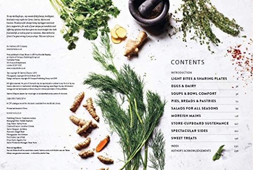 Bazaar: Vibrant vegetarian and plant-based recipes, The Sunday Times bestseller