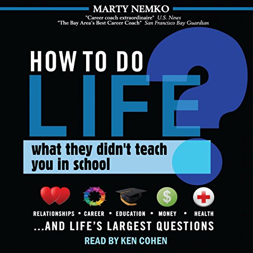 How to Do Life audiobook cover art