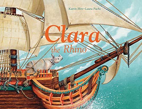 Image of Clara the Rhino