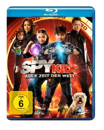 Spy Kids - Alle Zeit der Welt [Blu-ray]