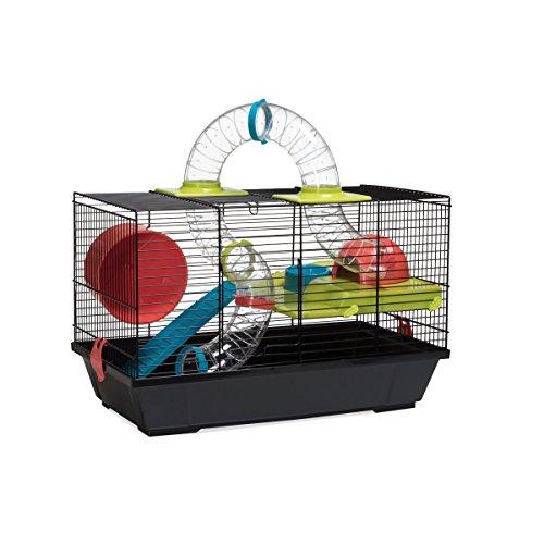VOLTREGA Jaula Hamster Vol. 938 Doble 1 Unidad 500 g
