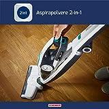 Zoom IMG-1 leifheit regulus powervac 2in1 aspirapolvere