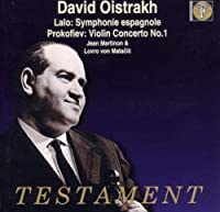 David Oistrakh Plays Lalo and Prokofiev (1997-11-15)