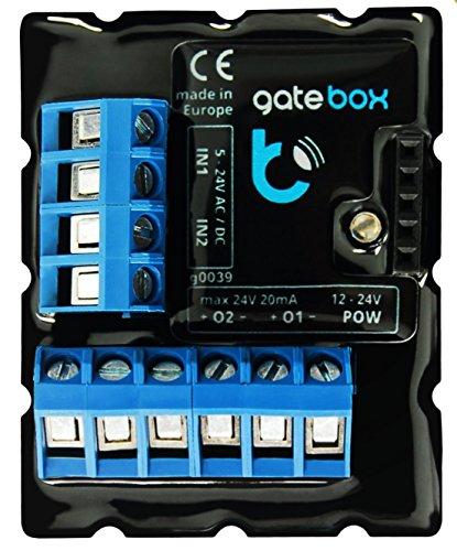 blebox Gate Box WiFi mando a distancia Garage Smart Home controlador puertas Garage