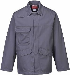 Portwest FR35 Bizflame Pro chaqueta, Small, gris, ...