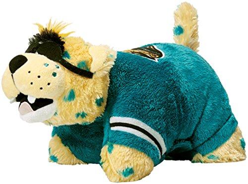 Fabrique Innovations NFL Pillow Pet , Jacksonville Jaguars, Large