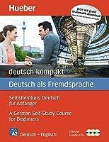 Deutsch Kompakt: Kursbuch, Arbeitsbuch + 3 Cds (German Edition) by Unknown(2013-02-01)