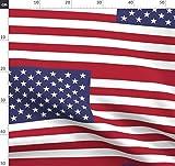 Bundesland, Flaggen, Usa, Vereinigte Staaten, Amerika