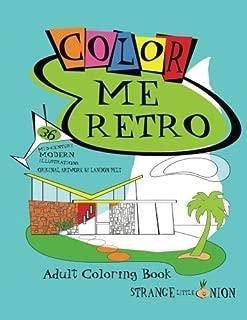 Best retro coloring pages Reviews