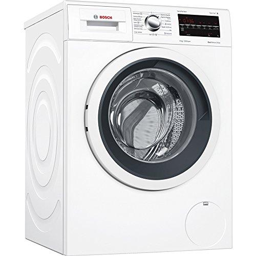 Bosch Serie 6 WAT24469ES Independiente Carga frontal 8kg 1200RPM A+++-30% Blanco -...