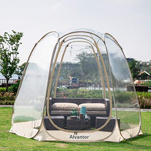 Alvantor Bubble Tent Screen House Room Camping Tent Canopy Gazebos 4-6 Person for Patios, Large...